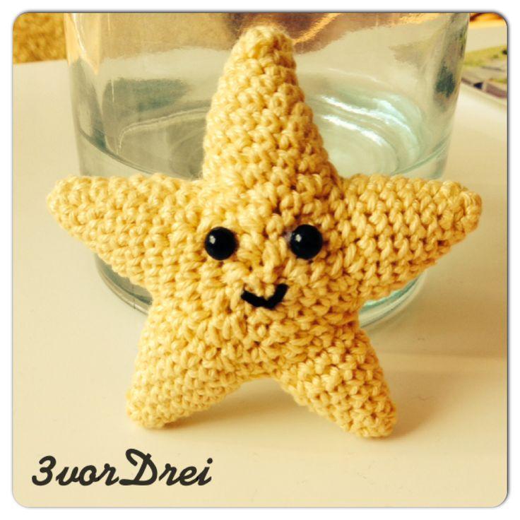 Stars in their Eyes – DIY-Häkelanleitung für den Stern der Sterne