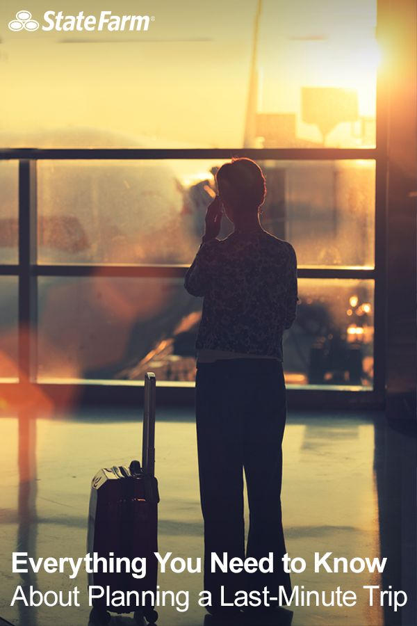 """If you're up for an adventure and flexible on your travel destination, you can save money and avoid crowds by looking for """"off season"""" deals.  We checked out the best websites, apps and tips so you can save time researching and start booking your flight.  Click through to see how these last-minute travel tips can help turn your getaway dreams into a reality!"""