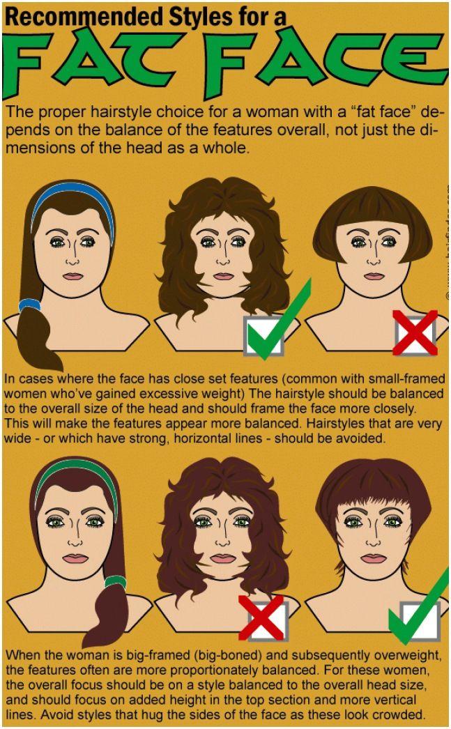 15++ Haircuts for big heads female ideas