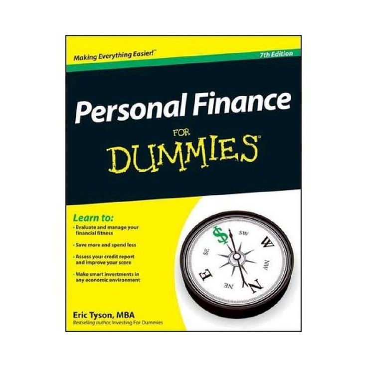 Personal Finance For Dummies (Paperback) (Eric Tyson)