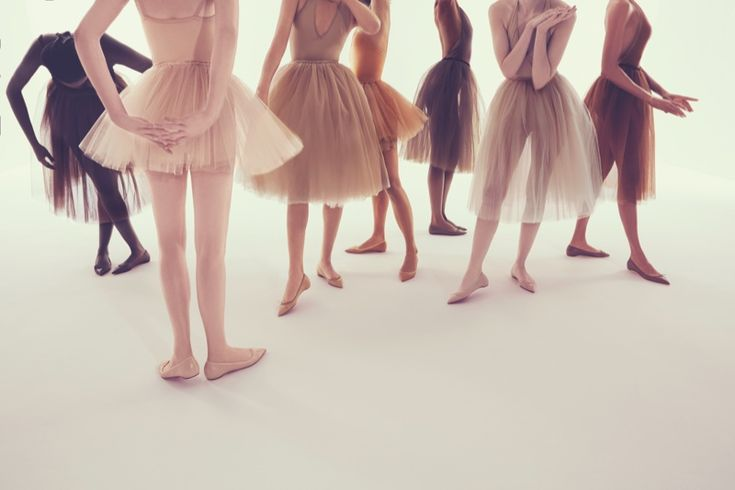 """""""Gone are the days when Crayola's weird not-quite-peach shade 'flesh' is the only skin tone available on the market."""" Image credit: http://us.christianlouboutin.com/us_en/"""