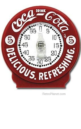 Coca Cola Kitchen Timer...I want