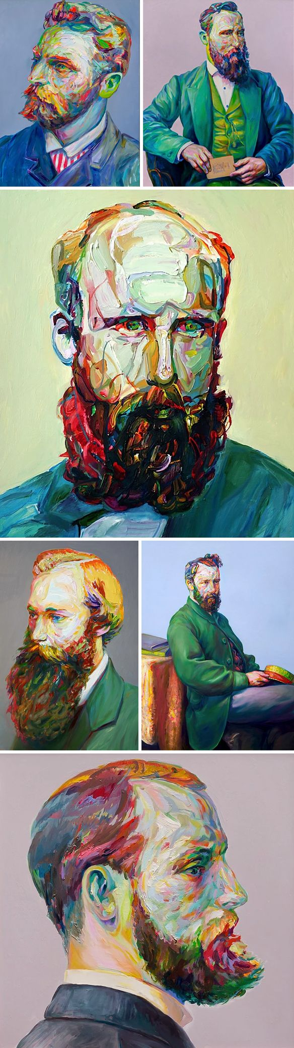 """The Jealous Curator /// curated contemporary art /// """"no excuses, no regrets… lots of beards"""""""