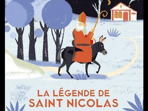 Qui a des origines de Lorraine, d'Alsace ou du Nord, connait bien Saint Nicolas ! Et met le soir du 5 décembre les souliers devant la cheminée, avec une caro...
