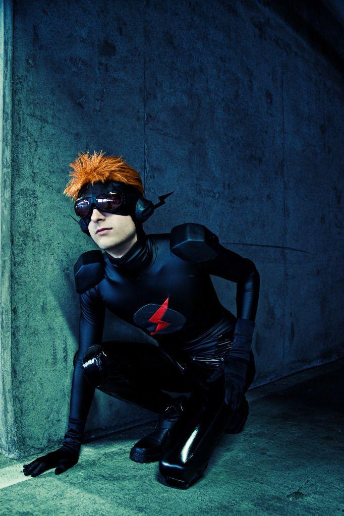 Flash cosplay - Blink ...