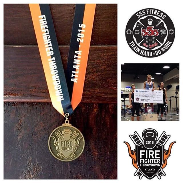 """@the_firefighter_throwdown workouts from CrossFit North Atlanta were released last week and the """"heat"""" rosters were released today. Who all is coming to #firerescueinternational this weekend? Drop by our booth number 4235. We will have lots of @getpastparallel @junkbrands @fireandfuelapparel @jekyllhyde_apparel @againfasterequipment @forkandhoseco @topsecretnutrition goodies available.  We will also be making some cool announcements we are excited about and some special guests hanging out…"""