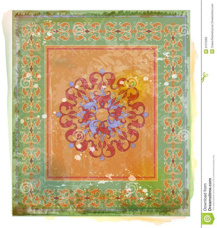 orientalische dekoration | Orientalische Dekoration Lizenzfreie Stockbilder - Bild: 31570289