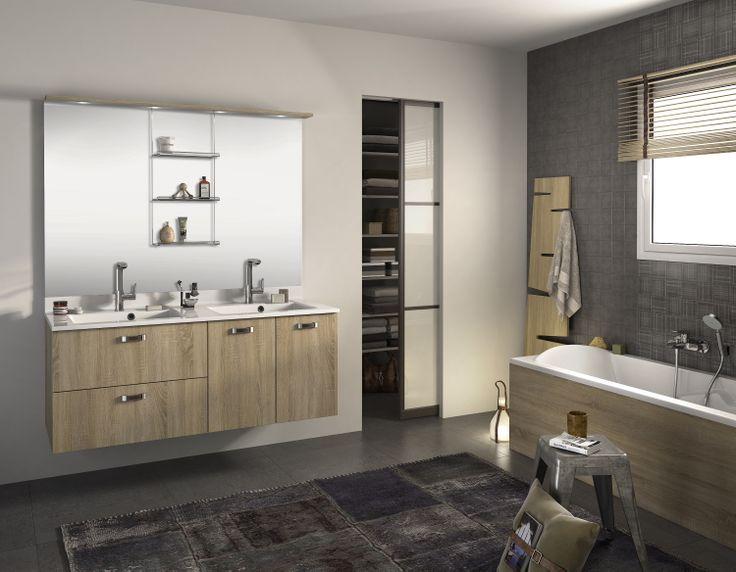 Les 21 meilleures images du tableau Meubles de Salle de bain sur - devis carrelage salle de bain