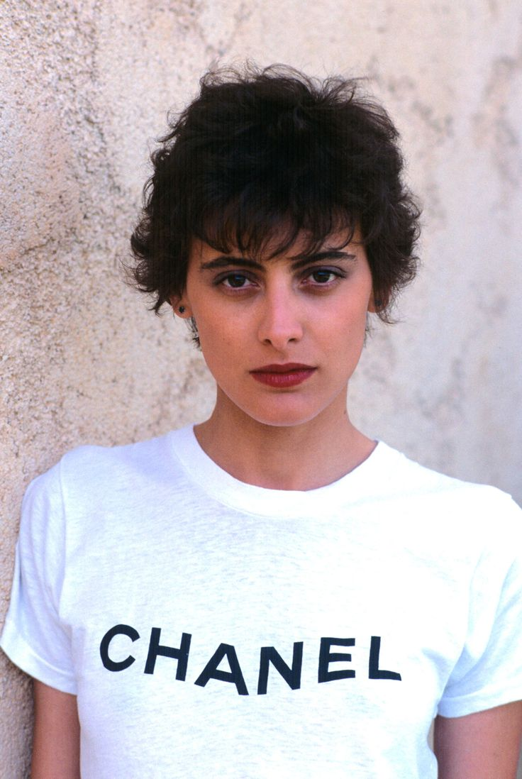 A Brief History of French Girl Hair: Ines de la Fressange - Photo: Getty Images