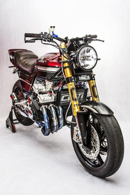 Die richtige Lösung CBX Restomod Moto2 – RocketGarage – Cafe Racer Magazin   – Mopeds