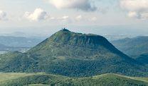 The Puy de Dôme, giant among Auvergne's volcanoes