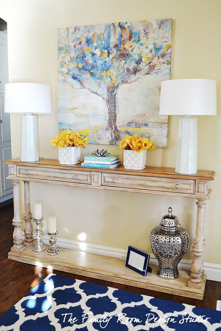 Foyer Minimalist Baker : Ideas about narrow hallway table on pinterest