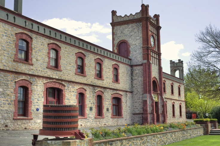 Yalumba winery in Angaston, Barossa Valley, South Australia - Australia's oldest family owned winery.