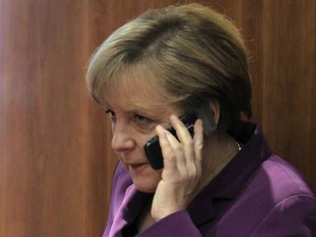Angela Merkel demands answers from Barack Obama as Germany says US may have tapped her phone - Europe - World - The Independent