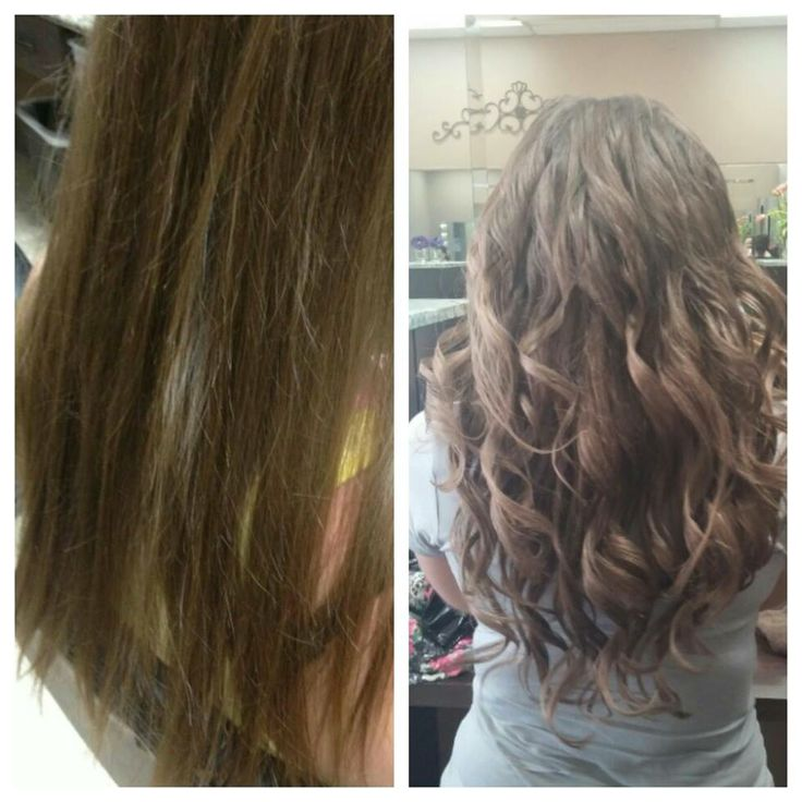 Halo before and after by Jessica at Naper Blvd.