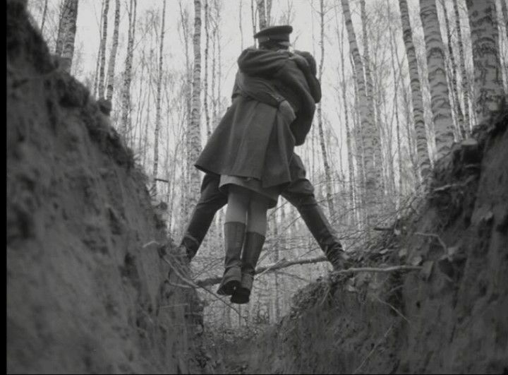 "Andre Tarkovsky's ""My Name is Ivan"""