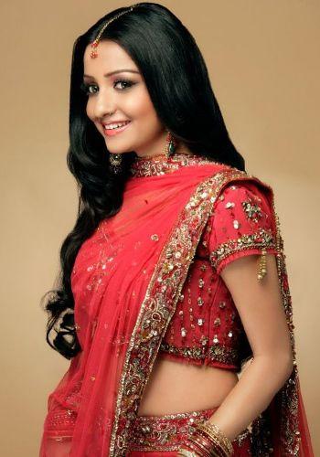 Chhavi Pandey in Star Plus' Daag!