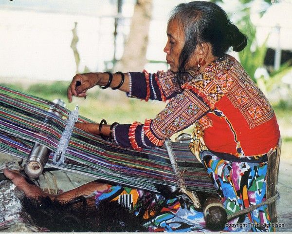 Preserving the culture of weaving