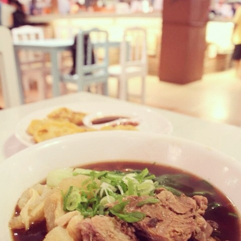 Beef Noodle - Eat and Eat Surabaya