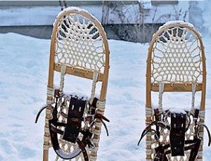Rent snow shoes at Ruby's Inn Winter Adventure Center!