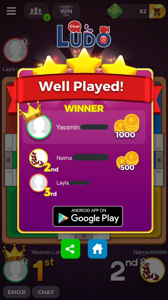 Only real ones know about #LudoCaht Game Free Download #Ludo - Fun
