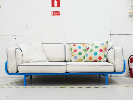 IKEA PS 2012 Three Seat Sofa