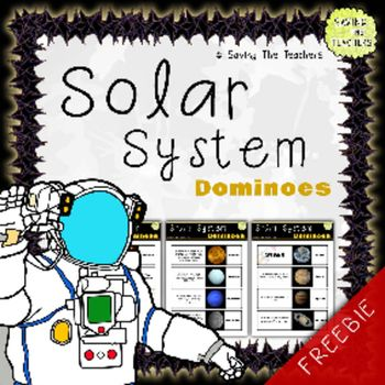 These Solar System Dominoes are perfect for an extension activity or an end of unit refresher, and best of all, we are giving them away for free! The children must match the facts with the correct planet in order to complete the dominoes. They can be used individually, in pairs, or as a whole class.  - Individual: Complete the dominoes puzzle  - Pairs: Take it in turns to complete the puzzle - Class: Give each child a card and get them to make a line by matching the facts and planets.