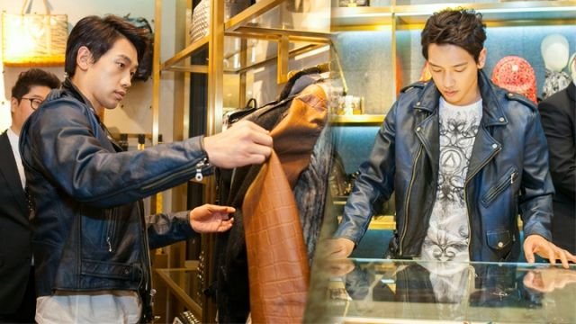 [image] Rain in Beijing MCM Store (11/2) – An Eye For Style