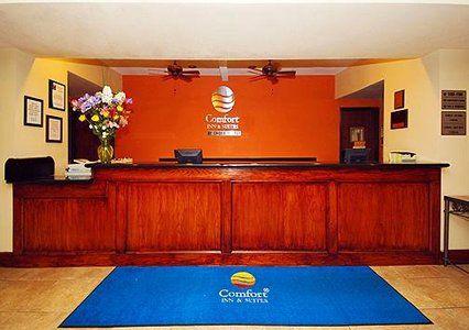 Our Lobby #hotel #travel #comfortinn