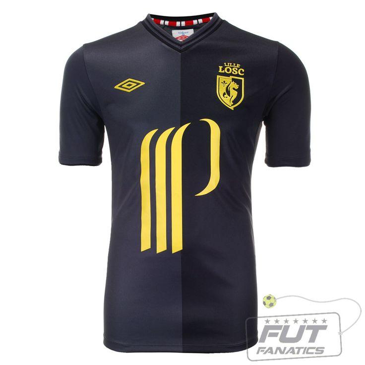 Camisa Umbro Lille Third 2013