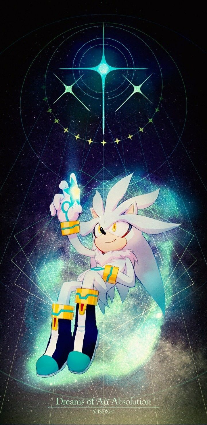 Pin By Nightybluestar On Silver Sonic The Hedgehog Silver The Hedgehog Wallpaper Hedgehog