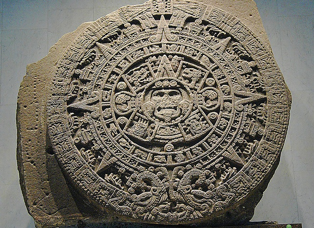 Calendar Stone Ap Art History : Best ideas about aztec calendar on pinterest