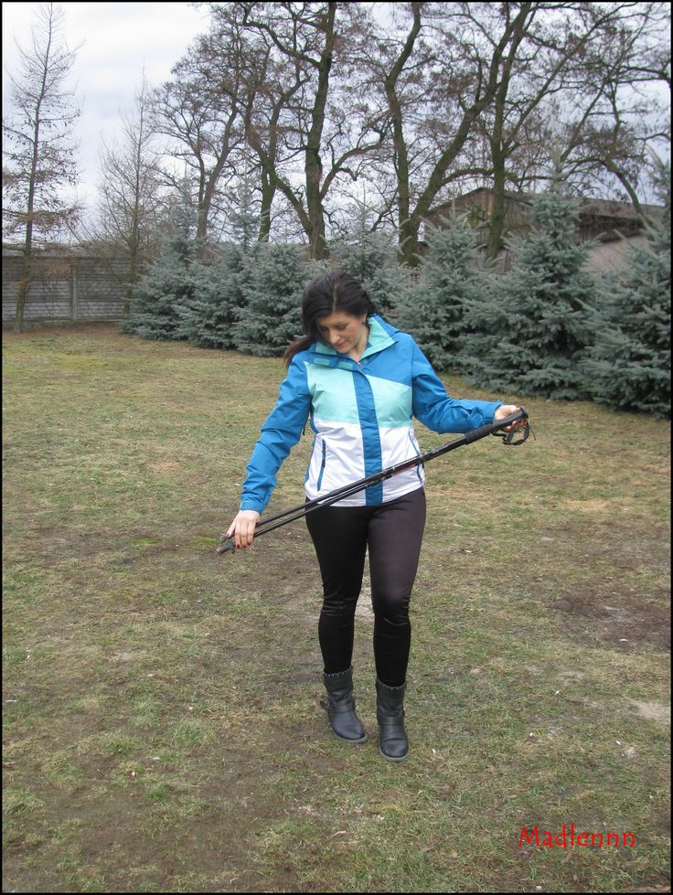 Nordic walking, rest, meadows, sticks, free time,