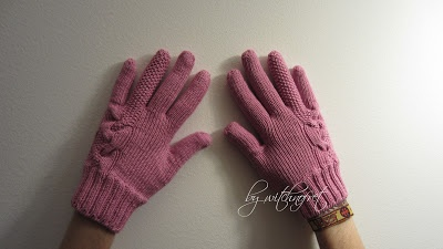 Gloves for the Pink Lady