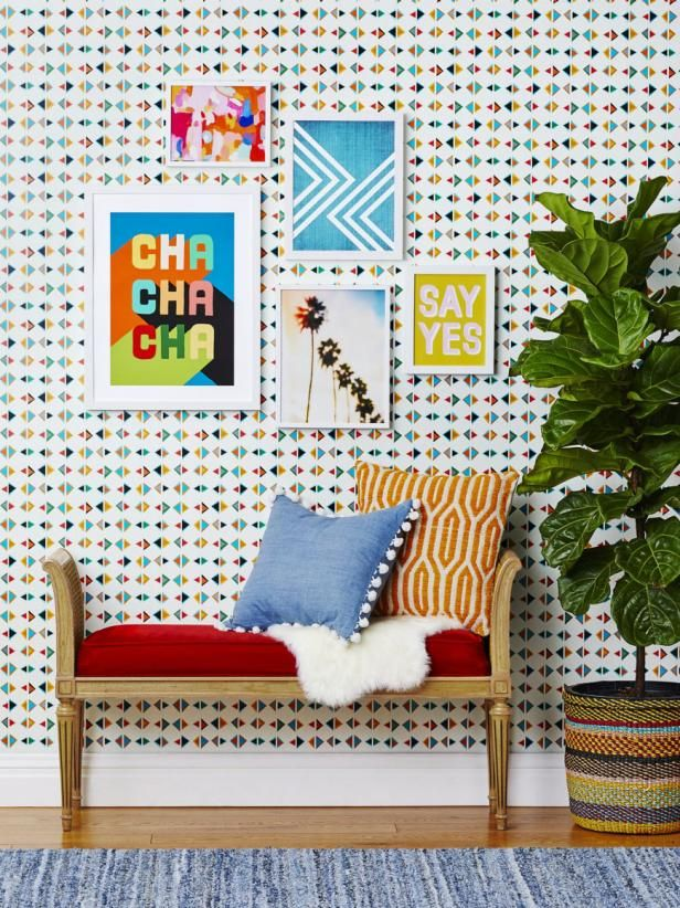 Don't let a dated piece take a whole room back in time! HGTV Magazine hasways to transform old furniture into totally fresh finds.