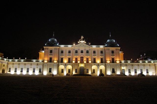 Palace Branickich -Bialystok-Poland