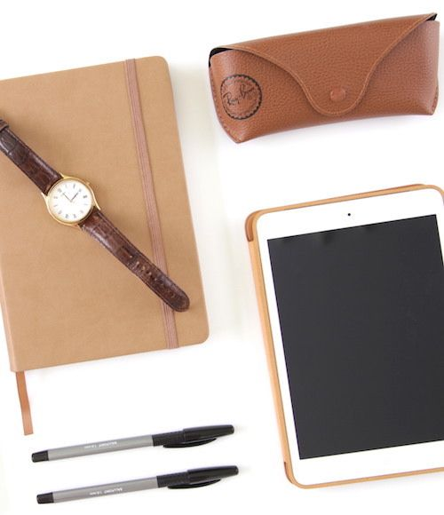 Blog organisation tips