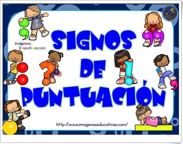 """""""Signos de puntuación"""" (Ortografía de Educación Primaria)"""