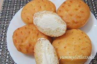 yummylittlecooks: Durian Doughnuts