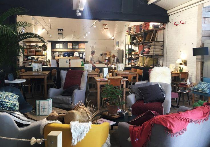 Een hele leuke, hippe zaak in hartje Brussel. LuLu Home Interior