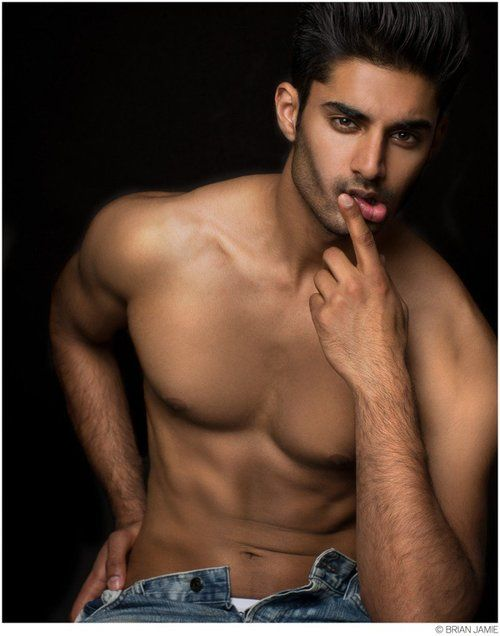male indian models naked