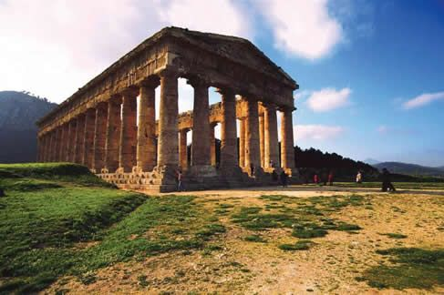 ANCIENT SICILY - The vine-covered hills of this beautiful island are home to some of the Mediterranean's most important and impressive classical sites. Accompanied by a guest lecturer we uncover Sicily's Greek, Roman, Norman and Baroque history, culture and architecture.