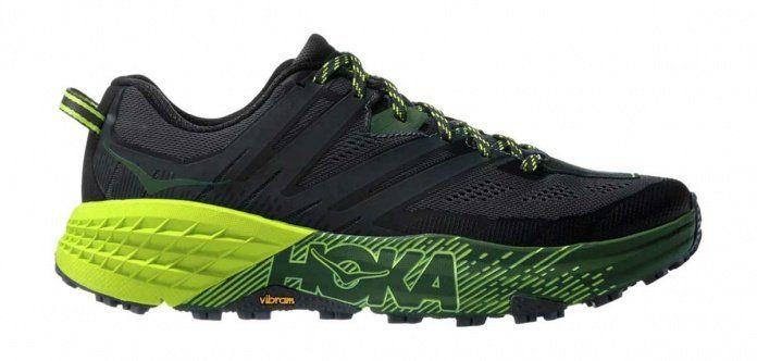 Hoka One One Speedgoat 3 In 2020 Running Shoes Running Shoes For Men Best Trail Running Shoes