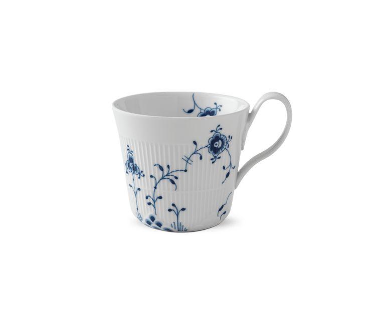 Blue Elements High Handle Cup   Blå Elements 35 Cl