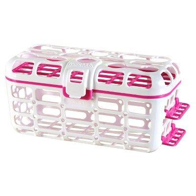 Munchkin Deluxe Dishwasher Basket, None