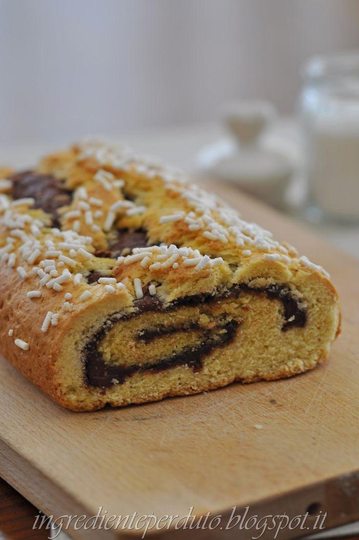 L'ingrediente perduto: Ciammellotto al cioccolato, ovvero ciambellone rustico marchigiano