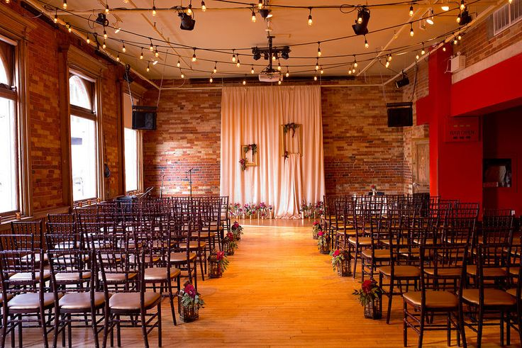 A Wedding At The Gladstone Hotel | The Wedding Co.