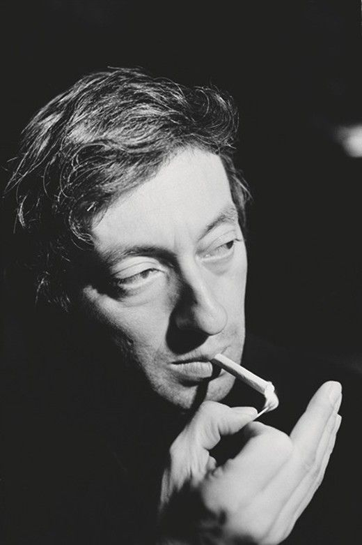 Serge Gainsbourg at The King Club, 18 December 1967 © James Andanson/Sygma/Corbis