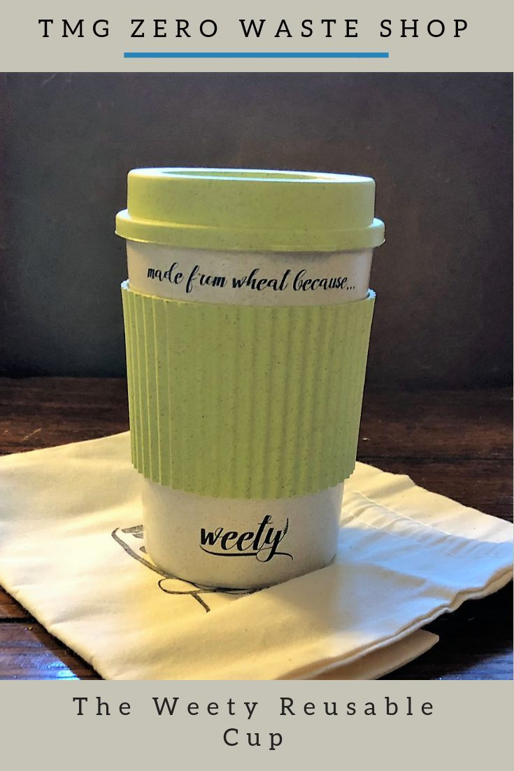 Weety Reusable Coffee Cup