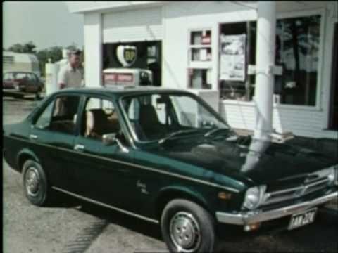 Holden Gemini - Australian TV commercial / promotional film (1975) - YouTube